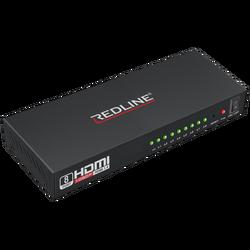 HDMI razdjelnik, 1 ulaz - 8 izlaza