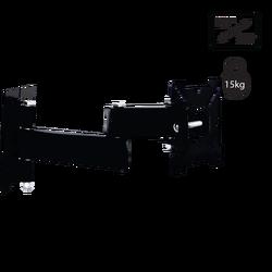 Nosač za TV prijemnike 10 inch- 24 inch, 15 kg, 2D