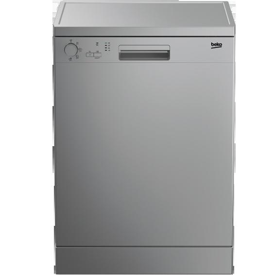Mašina za suđe, 12 setova , 60cm, 4 programa, A+, siva