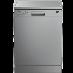 Mašina za suđe, 12 setova, 60cm, 5 programa, A+, siva