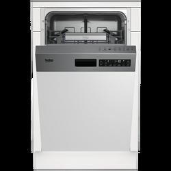 Ugradbena  mašina za suđe, 10 setova, 8 programa, A++