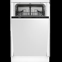 Ugradbena  mašina za suđe, 10 setova, 45cm, 5 programa, A+
