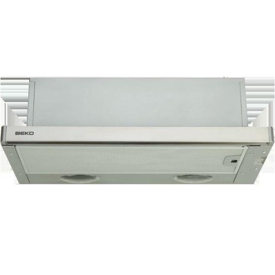 Kuhinjska ugradbena napa 220W,60cm,ALU kasetni filter,bijela