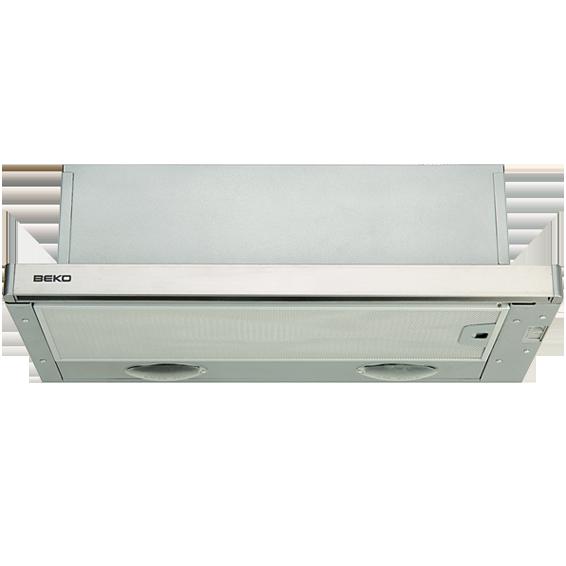 Kuhinjska ugradbena napa 220W,60cm,ALU kasetni filter,Inox