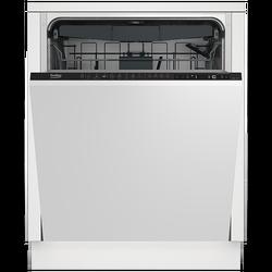 Ugradbena  mašina za suđe,14 setova, 8 programa, A+++