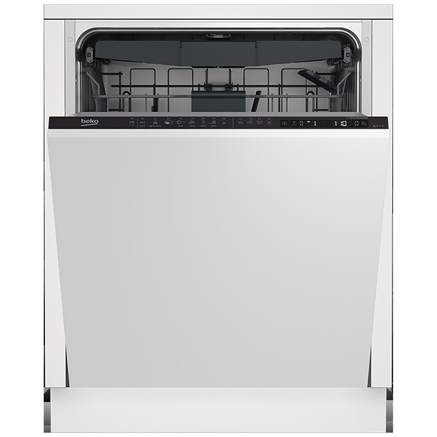 Ugradbena  mašina za suđe, 14 setova, 9 programa, A+++