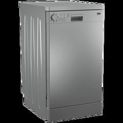 Mašina za suđe, 10 setova, 45cm, 5 programa, A+, siva