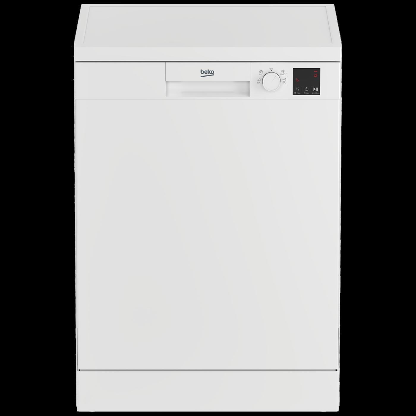 Mašina za pranje suđa, 13 kompleta, 4 programa, E