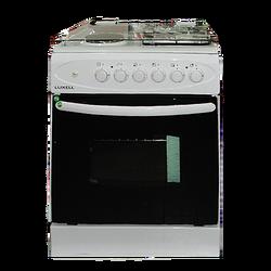 Kombinovani štednjak, bijeli