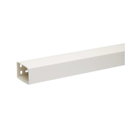 Kanalica PVC kablovska, 40x40mm, boja bijela