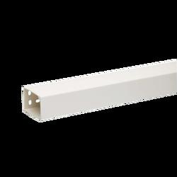 Kanalica PVC kablovska, 40x60mm, boja bijela