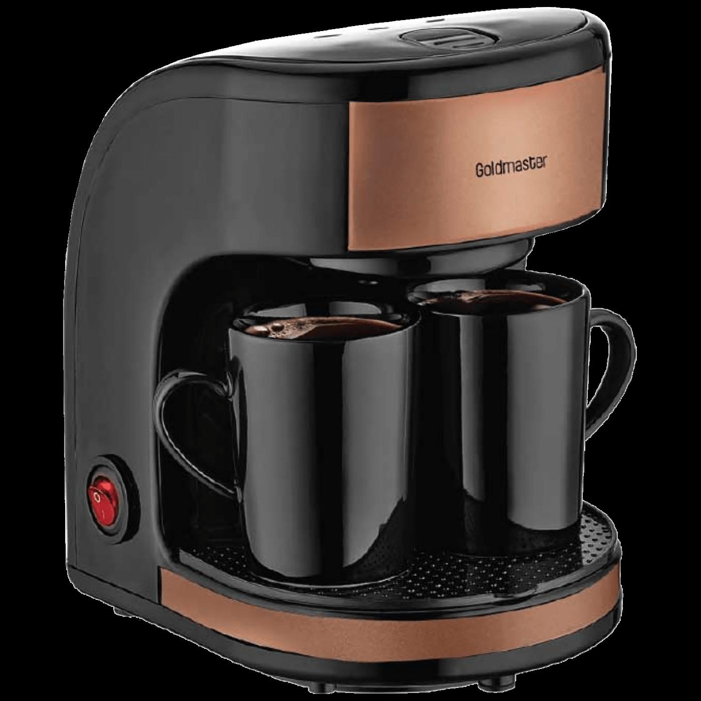 Aparat za filter kafu, priprema do 2 šolje, 450W, 320 ml