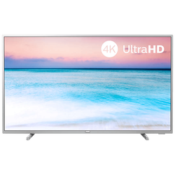 Smart LED TV 55 inch, Ultra HD 4K, Quad CPU, DVB-T2/C/S2, HDR10+
