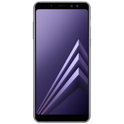 Samsung - Galaxy A8 DS 2018 Orchid GRAY