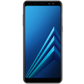 Samsung - Galaxy A8 DS 2018 Black