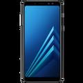 Samsung - Galaxy A8  2018 Black