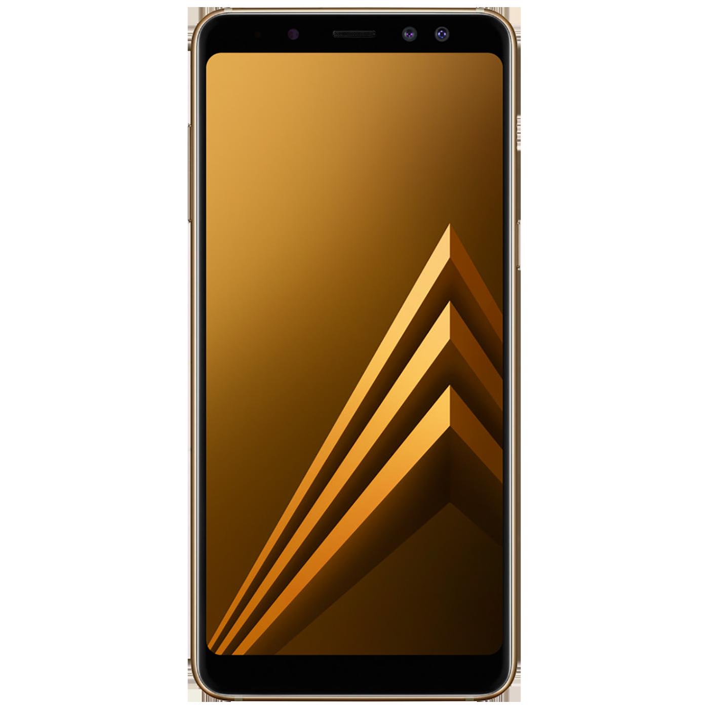 Galaxy A8 DS 2018 Gold