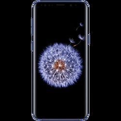 Samsung - Galaxy S9 Coral Blue