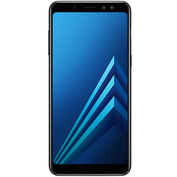 Samsung - Galaxy A8 DS 2018 Black