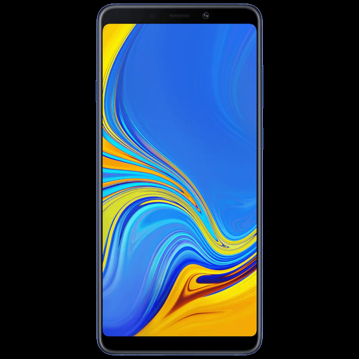Galaxy A9 Lemonade Blue