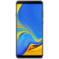 Samsung - Galaxy A9 Lemonade Blue