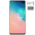 Samsung - Galaxy S10 Prism White