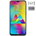 Samsung - Galaxy M20 Charcoal Black