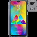 Samsung - Galaxy M20 Charcoal Black