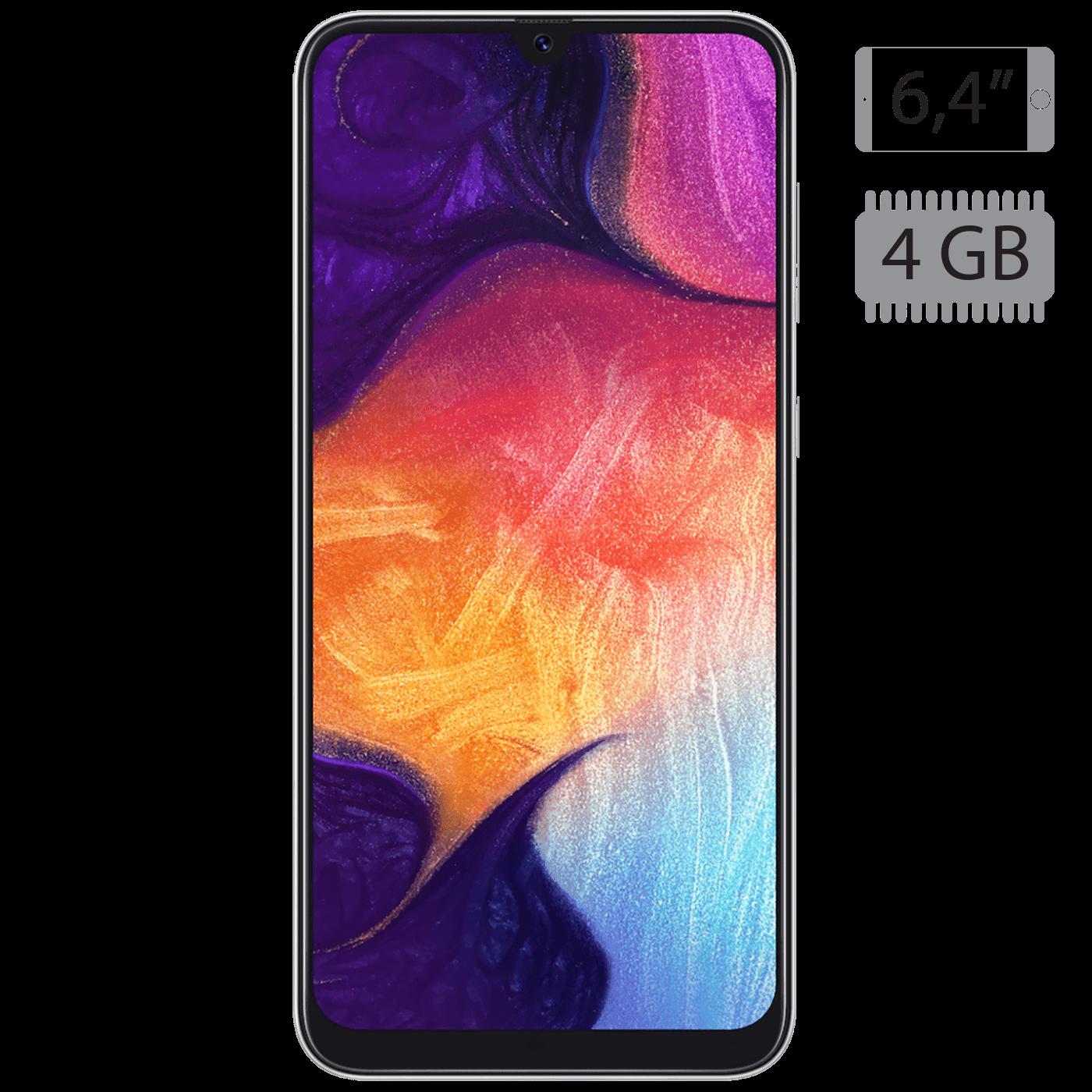 Galaxy A50 Black