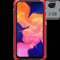 Samsung - Galaxy A10 Red