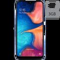 Samsung - Galaxy A20e Blue