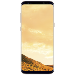 Samsung - Galaxy S8 Plus Maple Gold