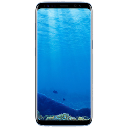 Samsung - Galaxy S8 Plus Coral Blue