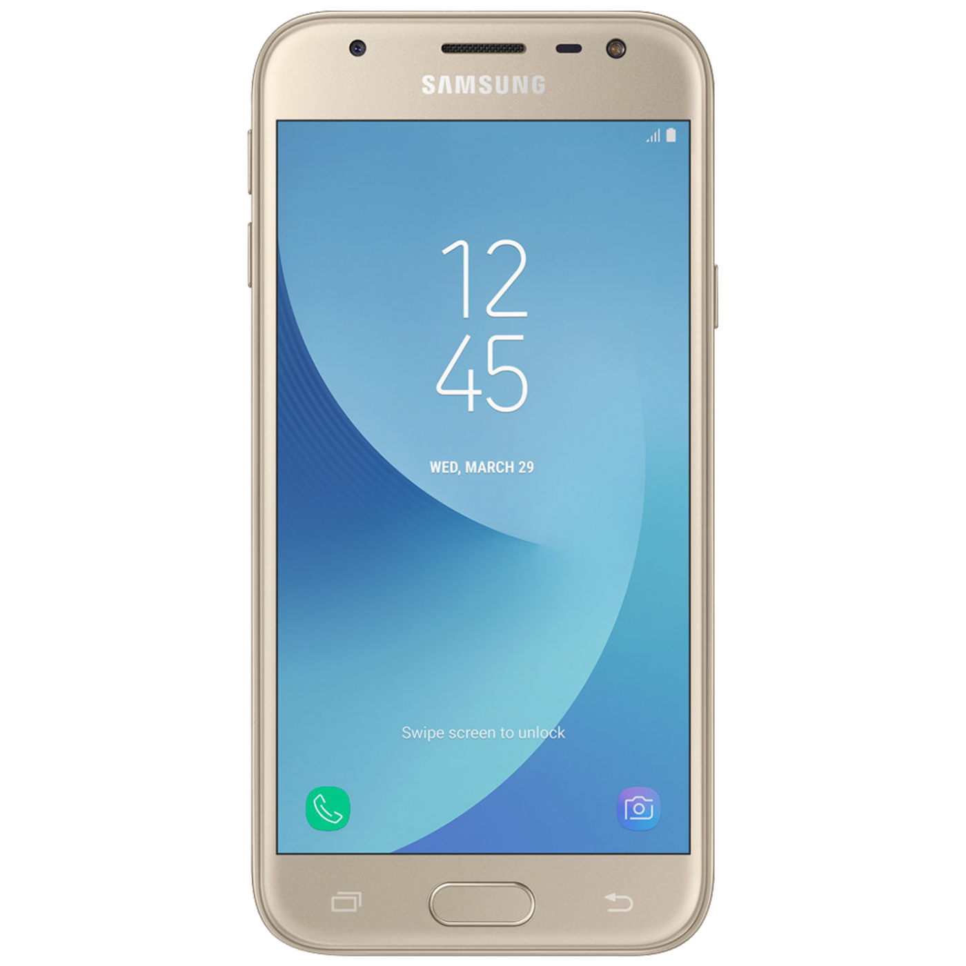 Galaxy J3 (2017) DS GOLD