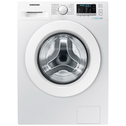 Samsung - WW80J5355FW/AD