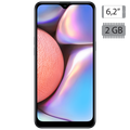 Samsung - Galaxy A10s Black