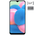 Samsung - Galaxy A30s Prism Crush Green