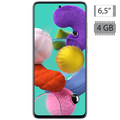 Samsung - Galaxy A51 4GB/64GB Prism Black