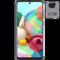 Samsung - Galaxy A71 6GB/128GB Silver