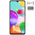 Samsung - Galaxy A41 4GB/64GB Black