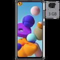 Samsung - Galaxy A21s 3GB/32GB Black