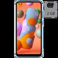 Samsung - Galaxy A11 Blue