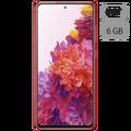 Samsung - Galaxy S20 FE 6GB/128GB Cloud Red