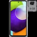 Samsung - Galaxy A52 6GB/128GB Black