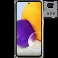 Samsung - Galaxy A72 6GB/128GB Black