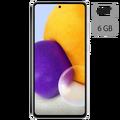 Samsung - Galaxy A72 6GB/128GB White