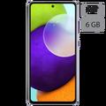 Samsung - Galaxy A52 6GB/128GB Violet