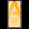 Samsung - Galaxy A22 4GB/64GB Black