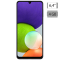 Samsung - Galaxy A22 4GB/64GB Violet