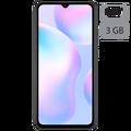 Xiaomi - Redmi 9A 3GB/32GB Black